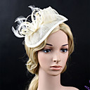 cheap Other Nail Tools-Feather / Net Fascinators / Flowers with 1 Wedding / Special Occasion / Party / Evening Headpiece