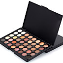 cheap Eye Kits & Palettes-40 Colors Eyeshadow Palette / Powders Men / Women / Lady Alcohol Free / Ammonia Free / Formaldehyde Free Breathable Natural Beauty Daily Makeup / Halloween Makeup / Party Makeup 1160 Cosmetic / Matte