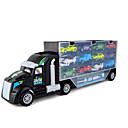 halpa piirustus Lelut-Rahtikone Toy Trucks & Rakennusajoneuvot Leluautot Parkkihalli-lelusetit Eläimet Rauta Unisex Lasten Lelut Lahja