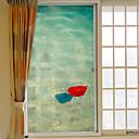baratos Películas e Adesivos de Janela-Árvores/Folhas Natal Adesivo de Janela, PVC/Vinil Material Decoração de janela Sala de Estar