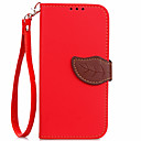 cheap iPhone Cases-Case For Xiaomi Wallet / Card Holder / with Stand Full Body Cases Solid Colored Hard PU Leather for Xiaomi Mi Max 2 / Xiaomi Mi 6 / Xiaomi Mi 5 / Xiaomi Mi 4s