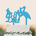 cheap Cake Toppers-Cake Topper Birthday Wedding High Quality Plastic Wedding Birthday with 1 PVC Bag