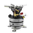 cheap Camp Kitchen-Camping Stove Single Stainless Steel / Aluminium Outdoor for Camping / Outdoor / Picnic