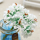 tanie Sztuczne kwiaty-Sztuczne Kwiaty 1 Gałąź Nowoczesny Rośliny Bukiety na stół