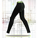 cheap Hiking Trousers & Shorts-Men's Running Tights Gym Leggings Sports Solid Colored Elastane Bottoms Casual Exercise & Fitness Leisure Sports Activewear Breathable Quick Dry Sweat-wicking High Elasticity