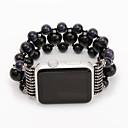 tanie Kable i Ładowarka-Watch Band na Apple Watch Series 3 / 2 / 1 jabłko Design biżuterii Ceramiczny Opaska na nadgarstek