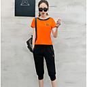 olcso Kerékpáros nadrágok, rövidnadrágok, shortok-Női Póló - Egyszínű Nyomtatott Nadrág