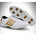 cheap Golf Shoes-Men's Golf Shoes Rubber Golf, Wearable, Breathable Synthetic Microfiber PU