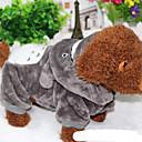 billige Andre Deler-Kat Hund Kostume Hundeklær Tegneserie Bomull Kostume For kjæledyr Fritid/hverdag