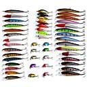 cheap HDMI Cables-48 pcs Hard Bait / Minnow / Lure kits Hard Bait / Minnow / Lure Packs Plastics Bait Casting / Bass Fishing / Lure Fishing / Trolling & Boat Fishing
