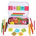 baratos Jogos Educativos de Matemática-Soduku Brinquedos Matemáticos Brinquedo Educativo Amiga-do-Ambiente De madeira Madeira Unisexo Crianças Dom