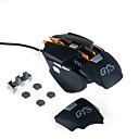 cheap Mice-AJAZZ AJAZZ-GTXPRO Wired Gaming Mouse Adjustable Weight DPI Adjustable 1000/2000/3000/4000