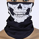 cheap Car Organizers-Bicycle Ski Motor Bandana Motorcycle Face Mask Skull For Motorcycle Riding Scarf Women Men Scarves Scary Windproof Face Shield