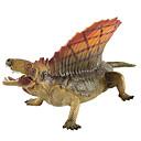 olcso Állat akcióhősök-Állatok cselekvési számok Fejlesztő játék Dinoszaurus Rovar Állatok tettetés Szilikongumi Gyermek Tini Fiú Lány Játékok Ajándék
