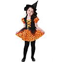 ieftine Accesorii Anime Cosplay-vrăjitoare DinBasme Cosplay Costume Cosplay Mascaradă Fete Pentru copii Halloween Carnaval Festival / Sărbătoare Ținutele Alte Vintage