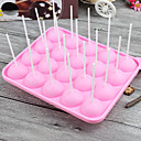 cheap Bakeware-Bakeware tools Silica Gel Everyday Use Cake Molds 1pc