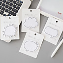 cheap Paper & Notebooks-Self-Stick Notes Paper 30 1
