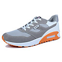 cheap Men's Athletic Shoes-Men's Rubber Spring / Fall Comfort Athletic Shoes Black / White / Black / Red / Black / Blue