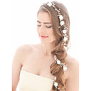 cheap Favor Holders-Imitation Pearl Headbands / Head Chain with 1 Wedding / Special Occasion / Birthday Headpiece