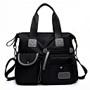 cheap Shoulder Bags-Women's Bags Nylon Tote for Event / Party / Formal / Outdoor Black / Red / Purple