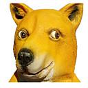 abordables Masques de Fête-Masques d'Halloween Masque d'Animal Chiens Horreur La colle Pièces Adulte Unisexe Jouet Cadeau