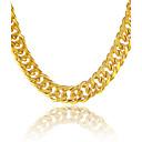 preiswerte Smart Uhr Accessoires-Herrn Lang Ketten - vergoldet Schlange Erklärung, Personalisiert, Punk Gold Modische Halsketten Schmuck Für Party, Geschenk, Normal