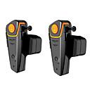 abordables Auriculares para Casco de Moto-V4.2 Auricular y Micrófono Bluetooth Manos libres del coche control de sonido Reproductor MP3 Motocicleta