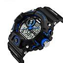baratos Smartwatches-Relógio inteligente YYSKMEI1029 para Suspensão Longa / Impermeável / Multifunções / Esportivo Cronómetro / Relogio Despertador / Cronógrafo / Calendário / Dois Fusos Horários
