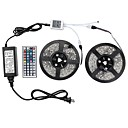abordables Tiras de Luces LED-72W Sets de Luces 6500-7200 lm AC100-240 V 10 m 600 leds RGB