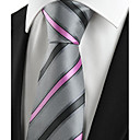 cheap Clutches & Evening Bags-Men's Polyester Necktie - Striped