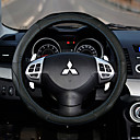 cheap Fuel Systems-Steering Wheel Covers Genuine Leather 38cm Beige / Black / Red / Black / Blue For Mitsubishi Outlander / Mitsubishi / Mitsubishi ASX