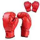 halpa Kuntoilu-, juoksu- ja joogavaatetus-Sparrihanskat nyrkkeilyyn varten Nyrkkeily Pisin sormi Protective, Kestävä Nahka Lasten