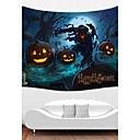 preiswerte Wand-Sticker-Urlaub Wand-Dekor Polyester Halloween Wandkunst, Wandteppiche Dekoration