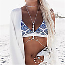 cheap Necklaces-Belly Chain Drop Fashion Women's Gold / Silver Body Jewelry For Party / Special Occasion / Casual