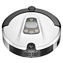 cheap Smart Robots-FENGRUI Robot Vacuum Cleaner FR-T Remote Control / RC / Wet Mopping / Wet and Dry Mopping Remote / LED screen / WIFI Schedule Cleaning / Combination Mode / Self Recharging / Avoids Falling