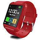 cheap Party Supplies-U8 Smartwatch Bluetooth Answer and Dial the Phone Passometer Burglar Alarm Funcitons