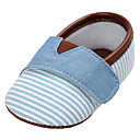 cheap Baby Shoes-Girls' Shoes Canvas Spring / Summer Comfort / Light Soles Flats for Pink / Light Blue / Khaki