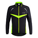cheap Cycling Jerseys-Cycling Jacket Unisex Bike Winter Jacket Jacket Tops Reflective Strip Windproof Polyester Classic Mountain Cycling Road Cycling