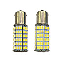 cheap Car Signal Lights-2pcs 1156 Car Light Bulbs 4 W SMD 3528 385 lm Turn Signal Light