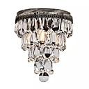 tanie Taśmy LED-Podtynkowy Światło rozproszone - Kryształ, Żarówka w zestawie, 110-120V / 220-240V Żarówka w zestawie / 15/10 ㎡ / E26 / E27