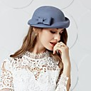 cheap Prints-Wool Hats with 1 Wedding / Party / Evening Headpiece