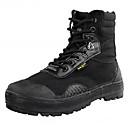 זול הנעלה ואביזרים-בגדי ריקוד גברים נעלי ריצה נעלי הרים נעלי טיולים מוגן מגשם נגד החלקה נשימה לביש ריצה צעידה סוליה גבוהה סתיו חורף שחור חום הסוואה