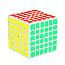 cheap Rubik's Cubes-Rubik's Cube QI YI 6*6*6 Smooth Speed Cube Magic Cube Puzzle Cube Smooth Sticker Gift Unisex