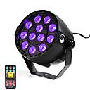 povoljno Svjetlima pozornice-U'King 12 W 12 LED zrnca LED dekorativna svjetla Purpurno 100-240 V / RoHs / CE / FCC
