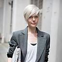 olcso Sapka nélküli-Emberi haj Oldalsó rész Hot eladó Rövid Géppel készített Paróka Női