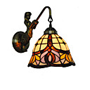 זול צעצועי ציור-OYLYW טיפאני / סגנון חלוד / בקתה / עתיקה מנורות קיר מתכת אור קיר 110-120V / 220-240V 60 W / E26 / E27