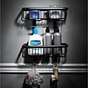 זול עליוניות לחתונה-צדף לחדר האמבטיה איכות גבוהה מודרני מתכת יחידה 1 - אמבטיה מותקן על הקיר