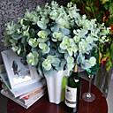 cheap Artificial Plants-Artificial Flowers 3 Branch Modern / Contemporary Plants Tabletop Flower