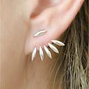 cheap Earrings-Women's Stud Earrings Hoop Earrings - Drop Personalized, Fashion Gold / Silver For Stage Club