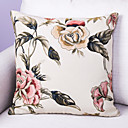 cheap Bakeware-1 pcs Polyester Pillow Case, Oil Painting Traditional/Classic